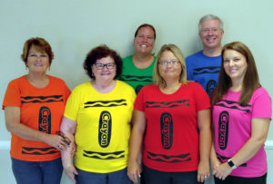 Owensboro Preschool Staff 2016