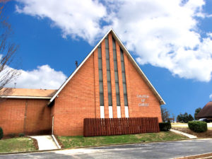 Owensboro Church of Christ Building Exterior