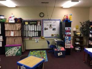 Preschool in Owensboro KY Classroom